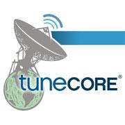 Go to Tunecore.com
